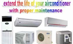 AIRCONDITIONINGservices& MAINTENANCE LIST OF AIRCON