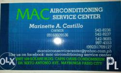 Looking for Aircon Technicians, Helpers, Trainees, Book