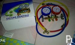 aircon testing manifold for sale brand new..we deliver