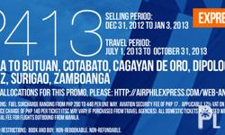AIRPHIL EXPRESS PROMO FARE! TRAVEL FROM MANILA TO