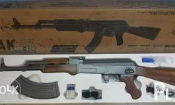 XM239 Ak47 (full size) Electric PHP 2,500 200-230 fps