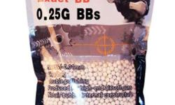 Exact Airsoft BB Pellets 5.95+/-0.01mm Double