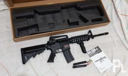 Selling my Brand new Airsoft (AEG) Full metal Opened