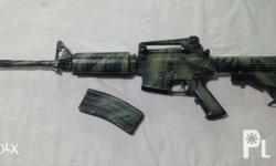 M4 CQB 9 inch quadrill Electric Fully auto 450 to 480