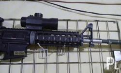 Fs: jg m4 full metal with scoope for only 6k