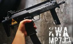Airsoft Gun : HK MP7 A1 (navy version) for Sale in Manila, National