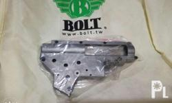 BOLT V2 6mm REINFORCED GEARBOX - 1650 Can withstand max