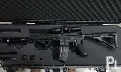 VFC HK M416 GBB comes with package - Extra mag worth
