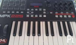 FOR SALE (Pabenta lang) P12,000 Akai MPK225 with