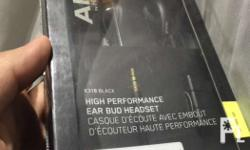 Brand new Sealed Unused AKG high performance earphones
