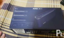 Hi im selling my akg s30 speakers. Got it with the note