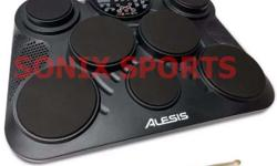 Alesis Compact Kit 7 | Portable 7-Pad Tabletop