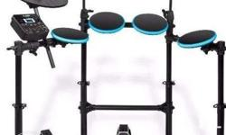 Complete kit with pre-assembled rack has you playing in