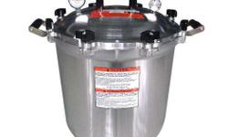 """#1 in US """"All American Pressure Cooker / Canner"""" The"""