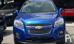 ALL NEW 2016 Chevrolet Trax 1.4L Turbo Automatic Yours