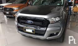 Ranger Wildtrak 3.2L 4x4 AT SRP: 1,709,000 Ranger