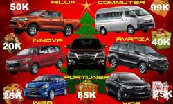 Want to have a brand new cars? For personal and