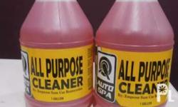 ALL PURPOSE CLEANER is a Concentrated formulation