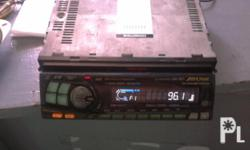 Excellent condition alpine car stereo for sale faceoff