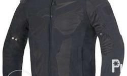 Alpinestars Warden Air Jacket (Black Shadow