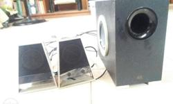 Altec lansing with sub Issue: may butas speaker ng sub