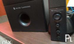 altec lansing for sale in Calabarzon Classifieds & Buy and Sell in