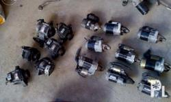 Forsale alternators for honda,toyoya,suzuki,etc.