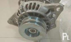 Brand new alternator for pajero exceed 4m40 with box
