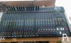 For sale zmx244fx 24channel mixer Price is slightly