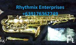 Brand New Fernando Alto Saxophone On Sale Contact