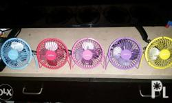 Aluminum Blade Fan Stays cleaner blows cooler Low