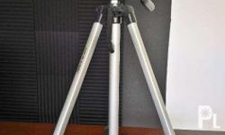 Basic aluminium tripod from CDR King. Just need to get