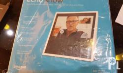 Amazon Echo Show White Brand New Sealed Reduced price!