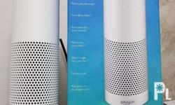 Amazon Echo 1st Gen White Good as new No defects. Great