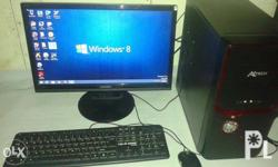 Specification (Ready to Use) Os = windows 8 (32 BIT)