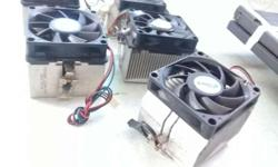 Original heatsink fan for amd processors Support socket