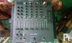 American audio mixer 4ch can use indoor or outdoor