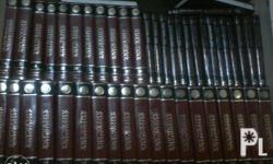 The old americana encyclopedia Complate volume 1-30