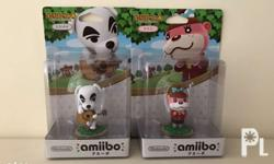 Amiibo Aminal Crossing for Sale 400 each For Shipping