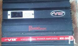 V12 Amplifier 1200 watts Pioneer Subwoofer Pm for more