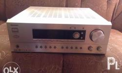 AMPLIFIER : ONKYO 100V 50/60Hz 210 by 100W Made in