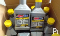 Amsoil Fully Synthetic now Available in the