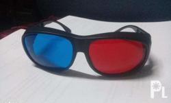 """Anaglyph Red/ Cyan 3D """"Plastic Glass"""" P249 each Payment"""