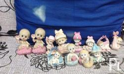 Angel Figurines - 12pcs. for only P50! (5/pc) - Good