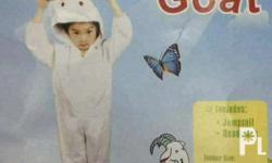 Animal Costume for Kids Available Sizes: Small - 1 to 3