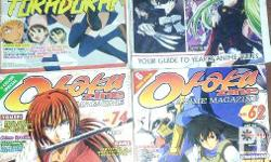All Otakuzine Vault and animesia: 85 All Otakuzine and