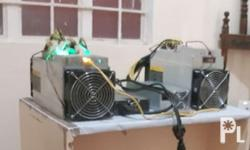Selling 2nd hand Ant miner S9. Free Antminer D3. At