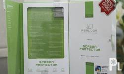 Anti-Finger Print and Anti-Glare Screen Protector