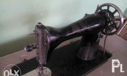 1930's sewing machine good condition d npo original ang