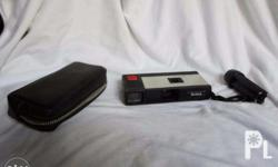 1971 Kodak Instamatic Camera With Leather Casing and